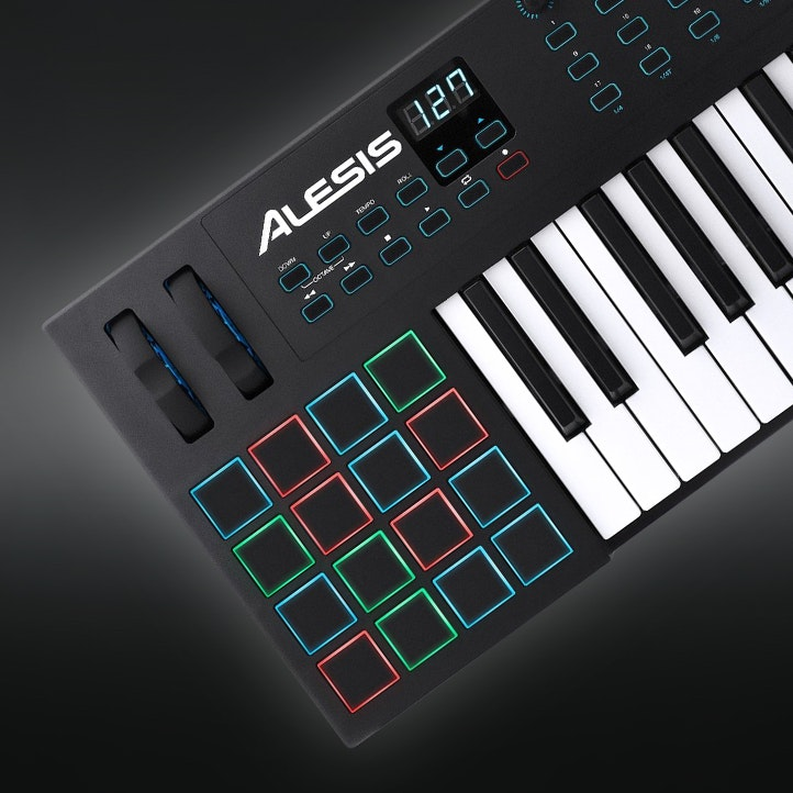 Alesis VI Advanced USB/MIDI Keyboard Controller