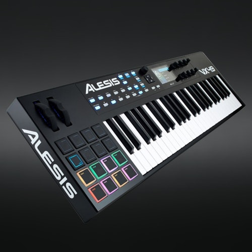Alesis VX49 MIDI Controller | Price & Reviews | Drop (formerly Massdrop)