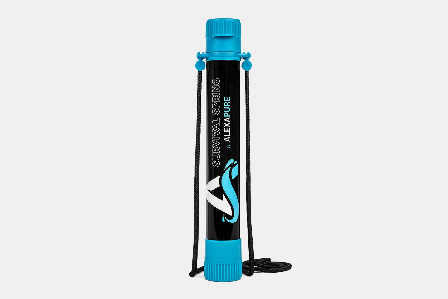 Survival Spring Personal Water Filter (+ $14)