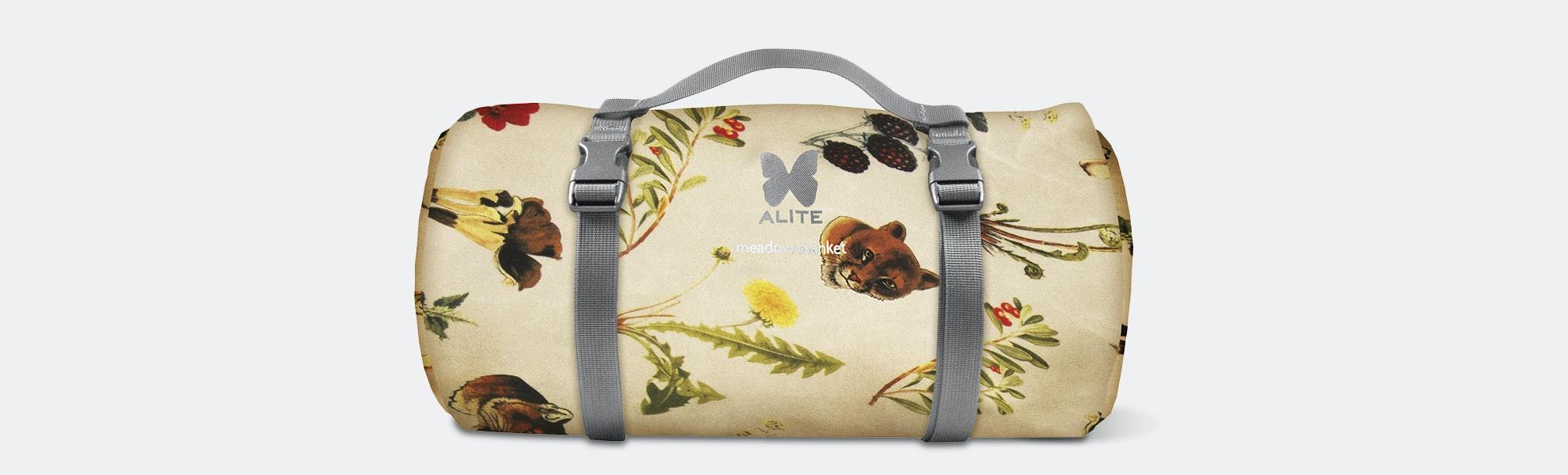Alite Fleece Meadow Blanket
