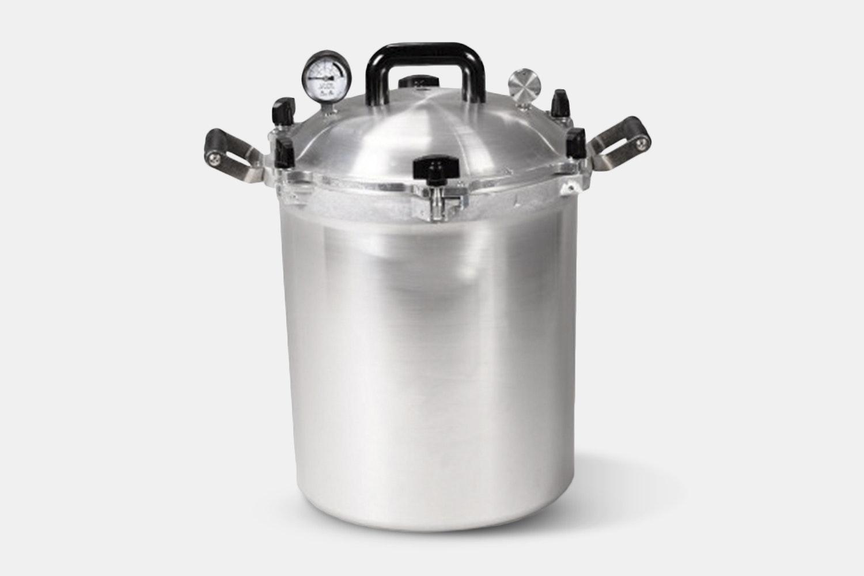 All American No. 930 Pressure Canner/Cooker – 30 qt (+$70)