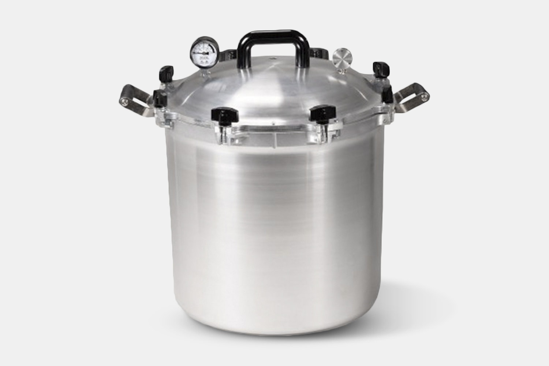 All American No. 941 Pressure Canner/Cooker – 41.5 qt (+$170)