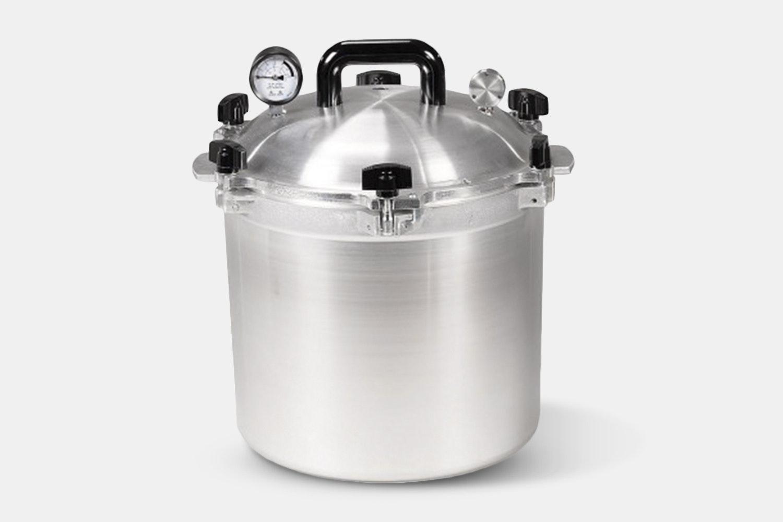 All American No. 921 Pressure Canner/Cooker – 21.5 qt (+$20)