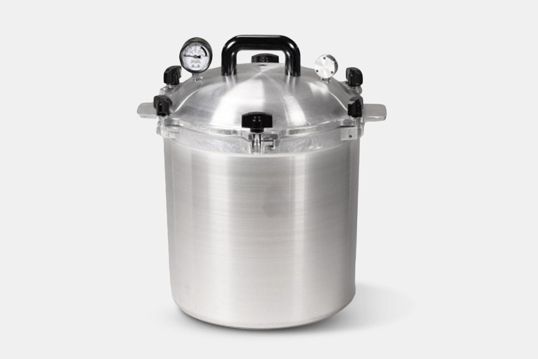 All American No. 925 Pressure Canner/Cooker – 25 qt (+$30)
