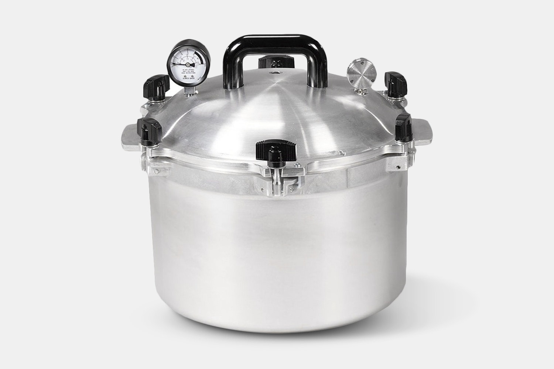 All American No.915 Pressure Canner/Cooker – 15.5 qt (+$10)