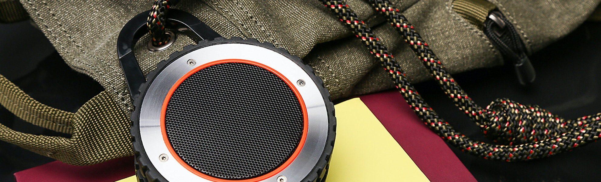 All-Terrain Sound Bluetooth Speaker
