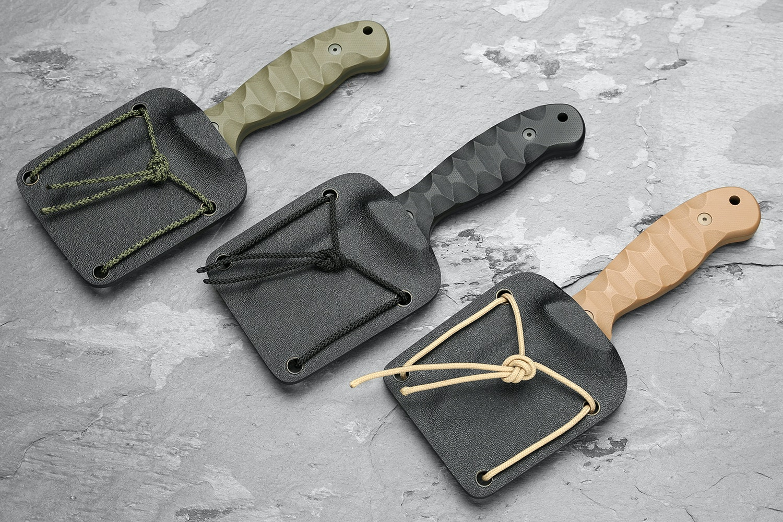 Allegheny Knifeworks M25 Fixed Blade Knife