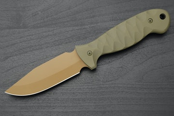 OD Green Handle/Coyote Tan Blade
