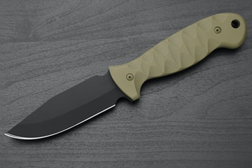 OD Green Handle/Black Blade