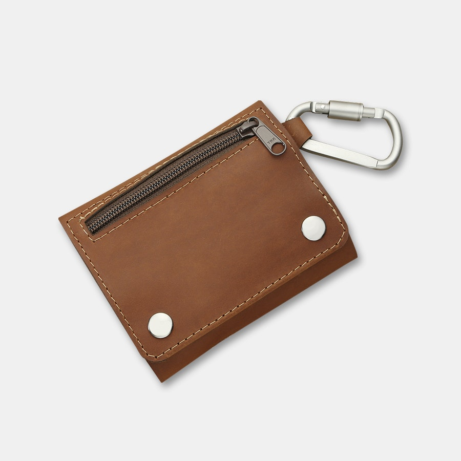 Exclusive: Allegory Goods Leather EDC Pouch
