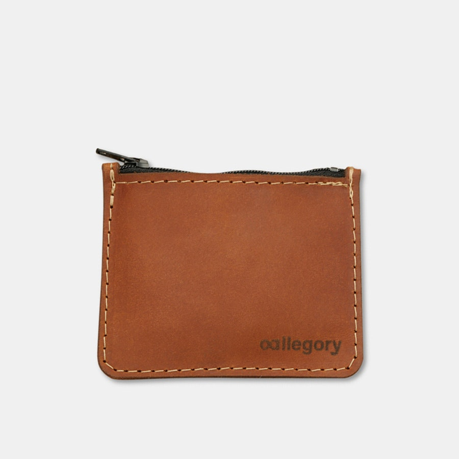 Allegory Goods Leather Coin Purse