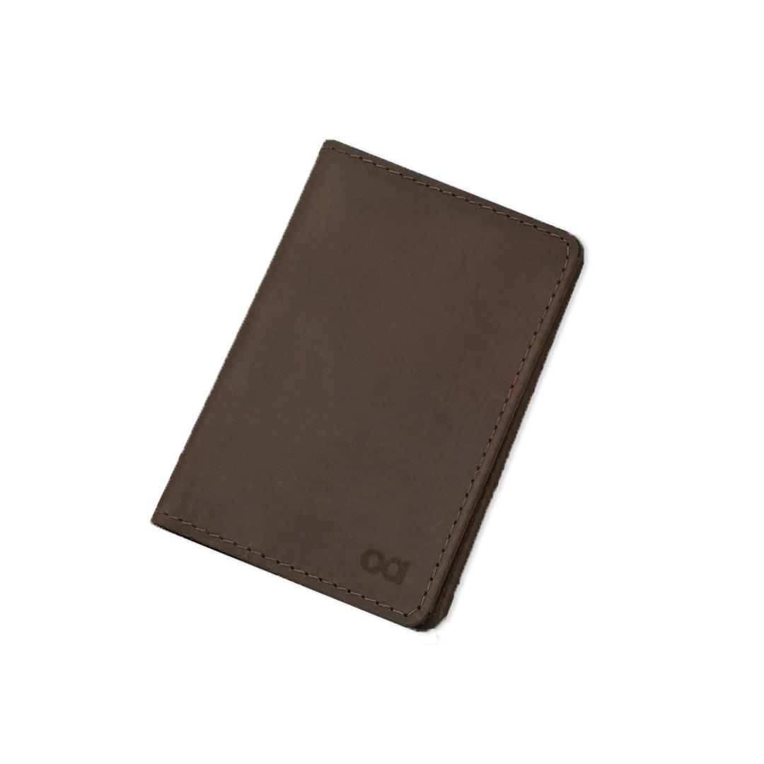 Allegory Goods Leather Passport Wallet