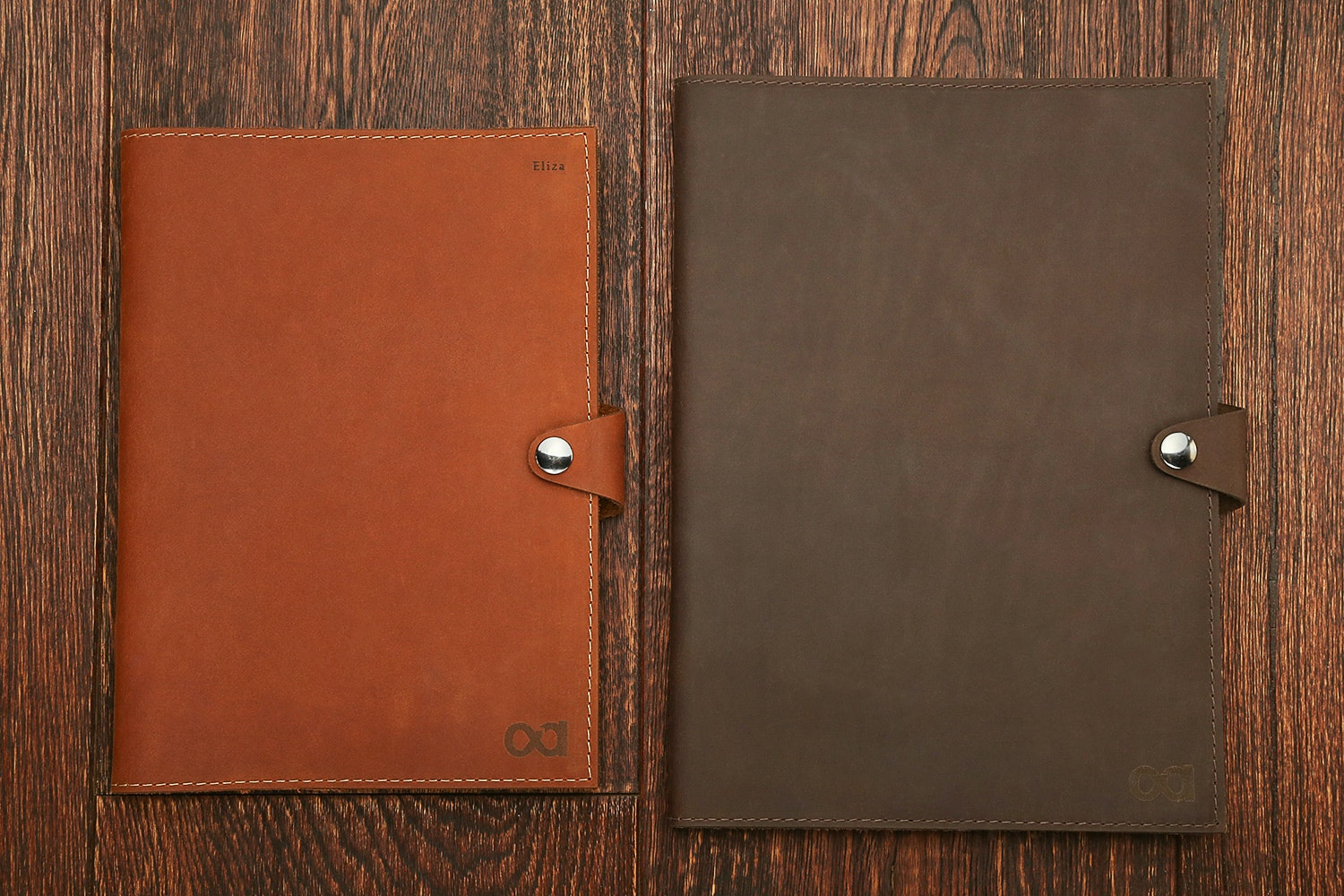 Allegory Large Notebook Cover