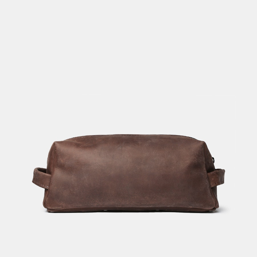 Allegory  Leather Dopp Kit