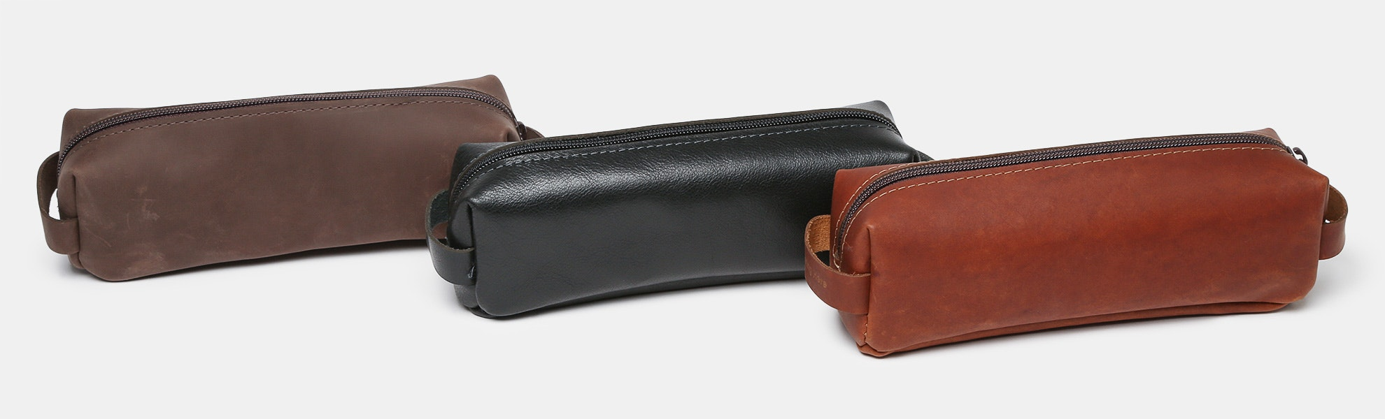 Allegory Leather Pen Case
