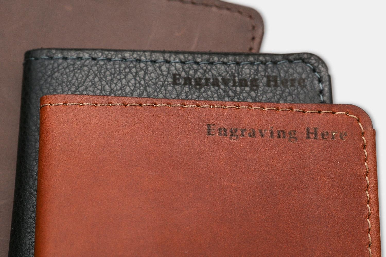 Allegory Leather Pocket Journal