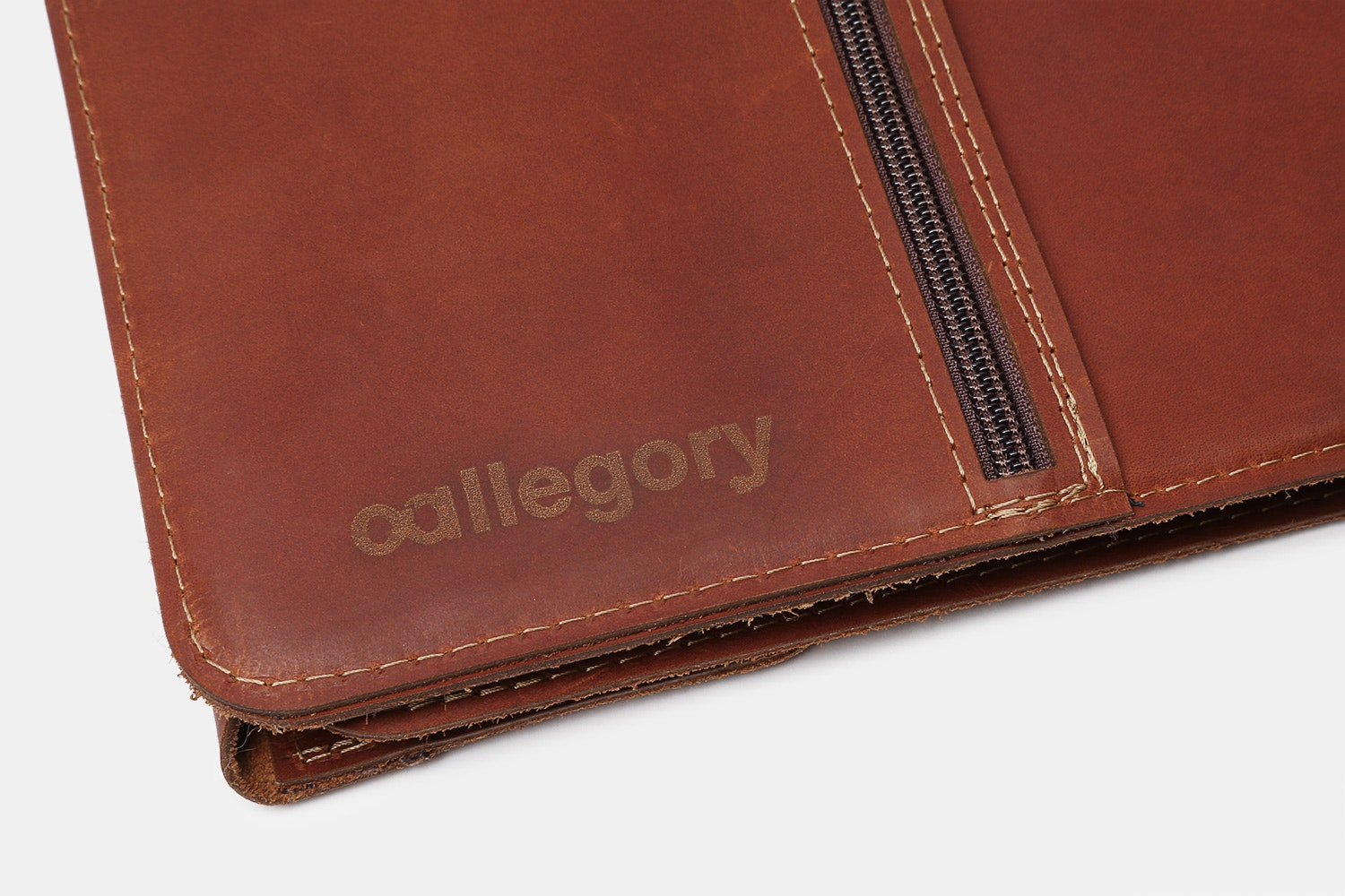 Allegory Goods Leather Padfolio