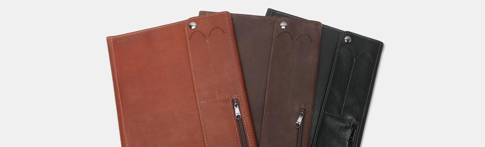Allegory Leather Padfolio