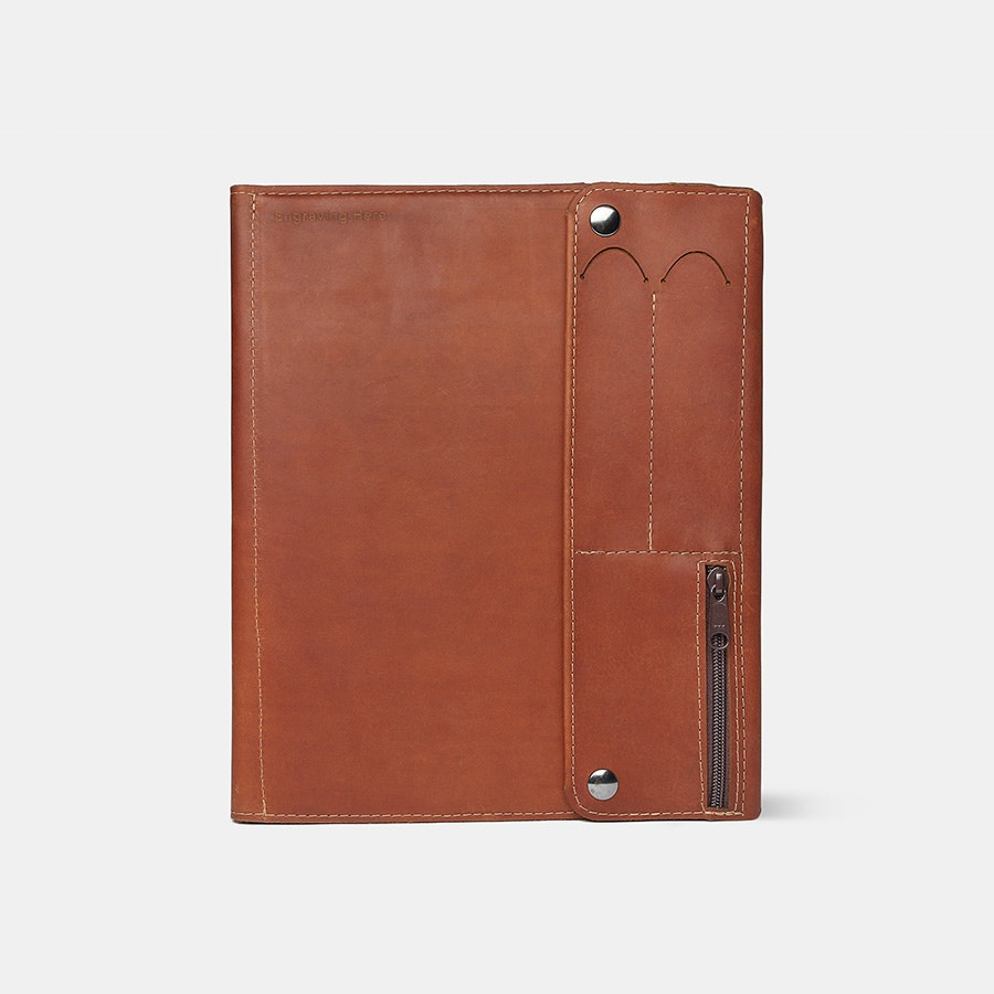 Allegory Goods Leather Padfolio