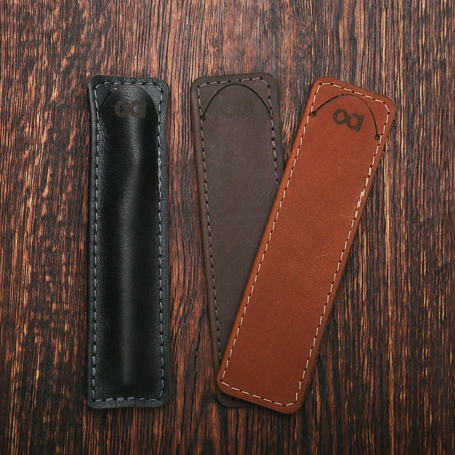 Allegory Leather Pen Sleeve