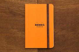 Rhodia Unlimited Orange / Graph
