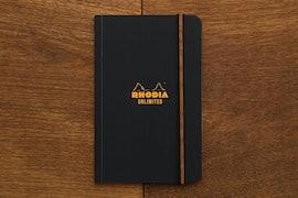 Rhodia Unlimited Black / Graph