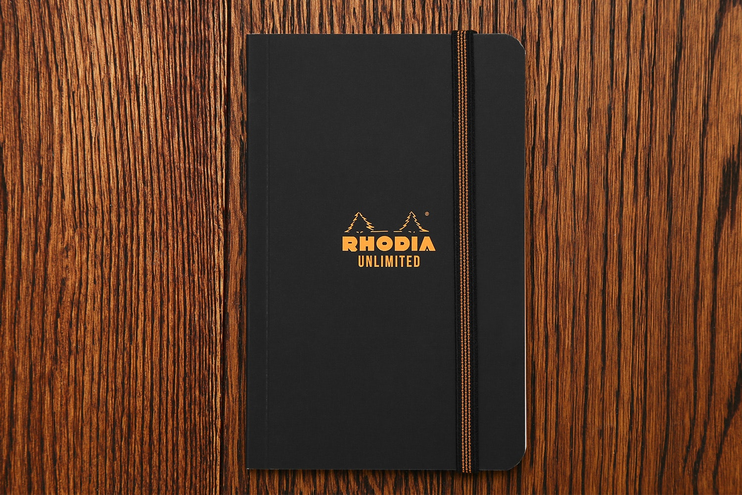 Rhodia Unlimited Black / Lined
