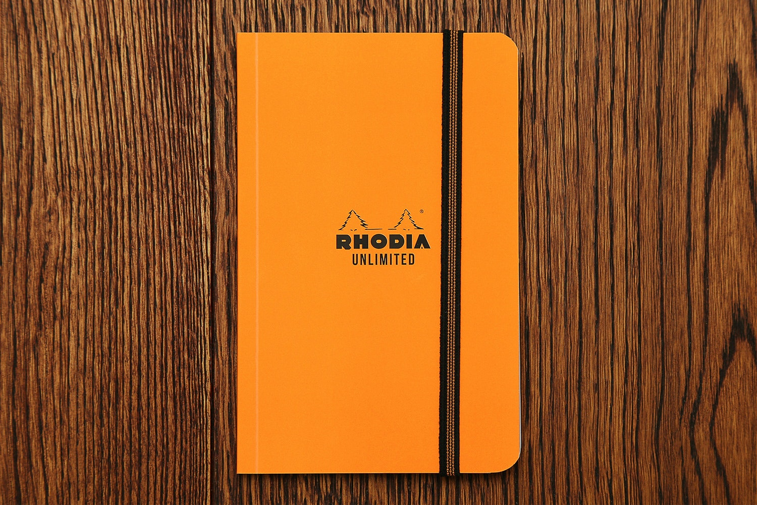 Rhodia Unlimited Orange / Lined