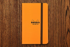 Rhodia Unlimited Orange / Lined