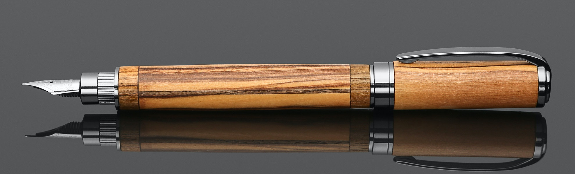 "Allegory ""Cap"" Fountain Pen"