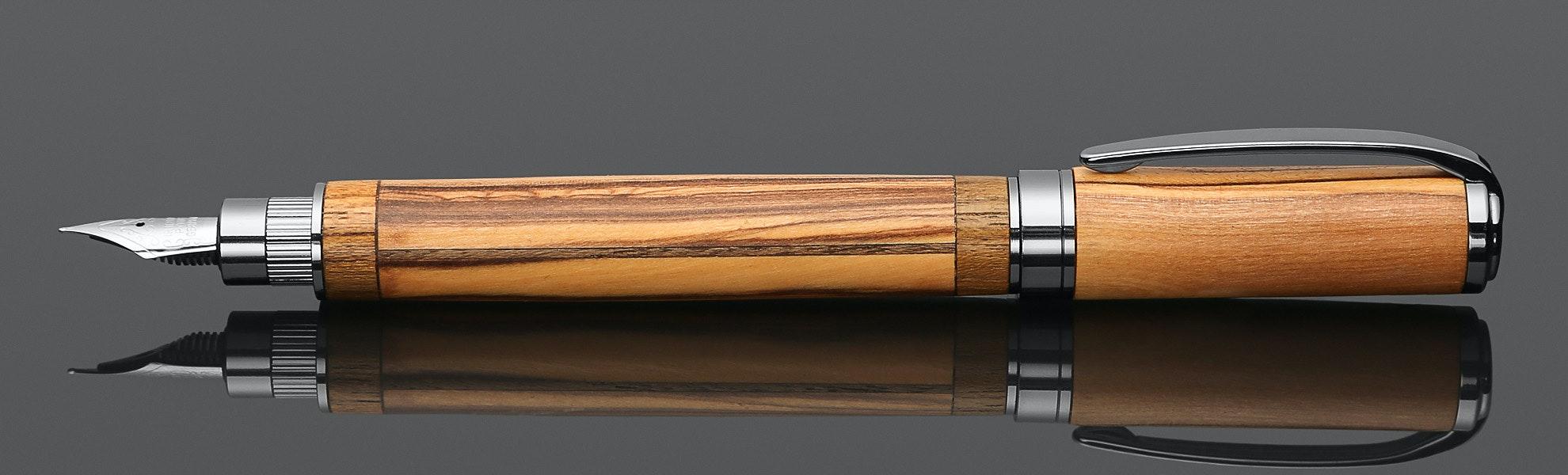 """Allegory """"Cap"""" Fountain Pen"""