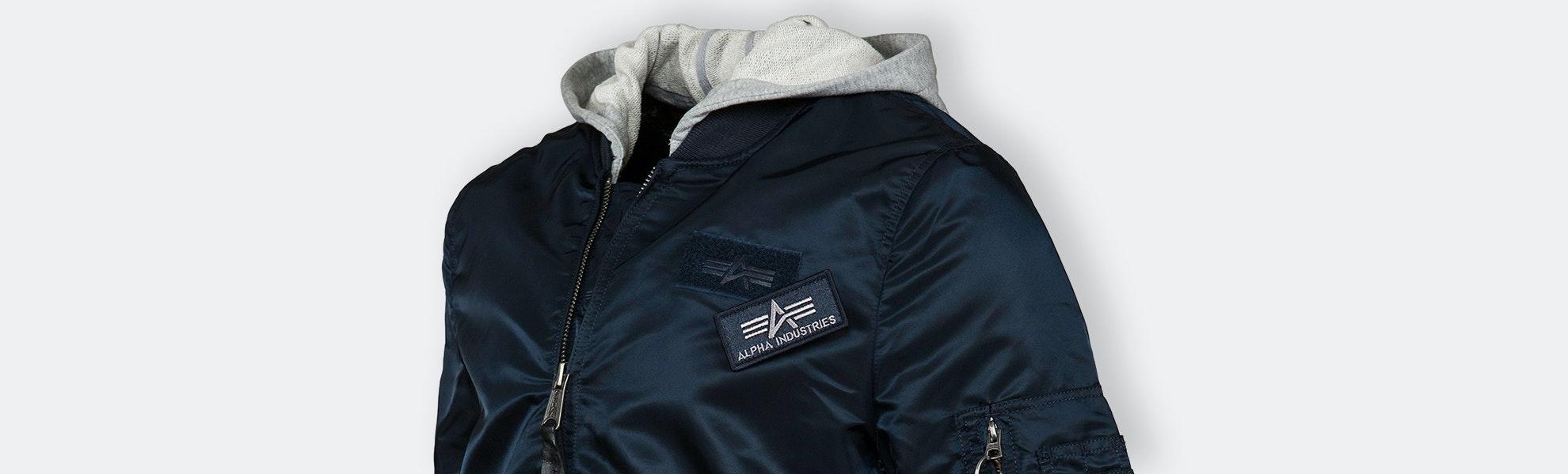 Alpha Industries L-2B Hooded Jacket