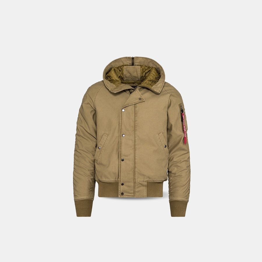 Alpha Industries N-2B Barricade Cotton Parka
