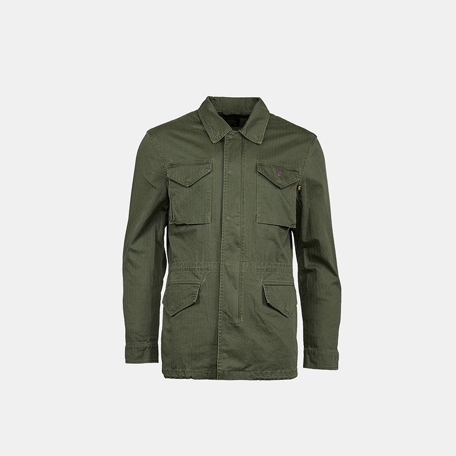 Alpha Industries Revival Field Coat