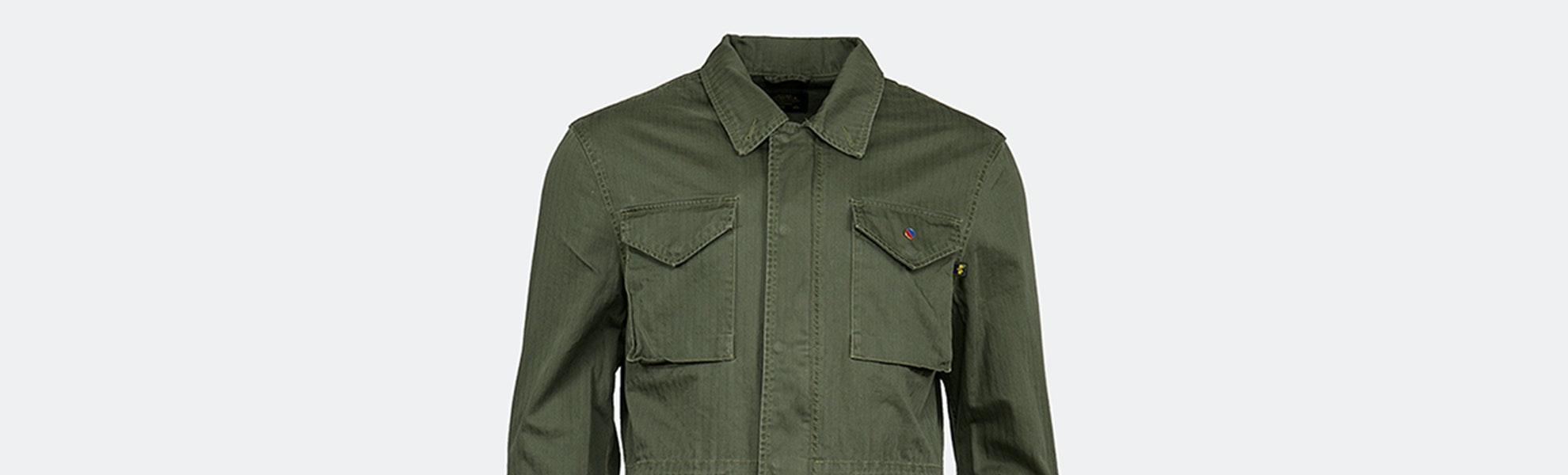 Alpha Industries Revival Field Coat
