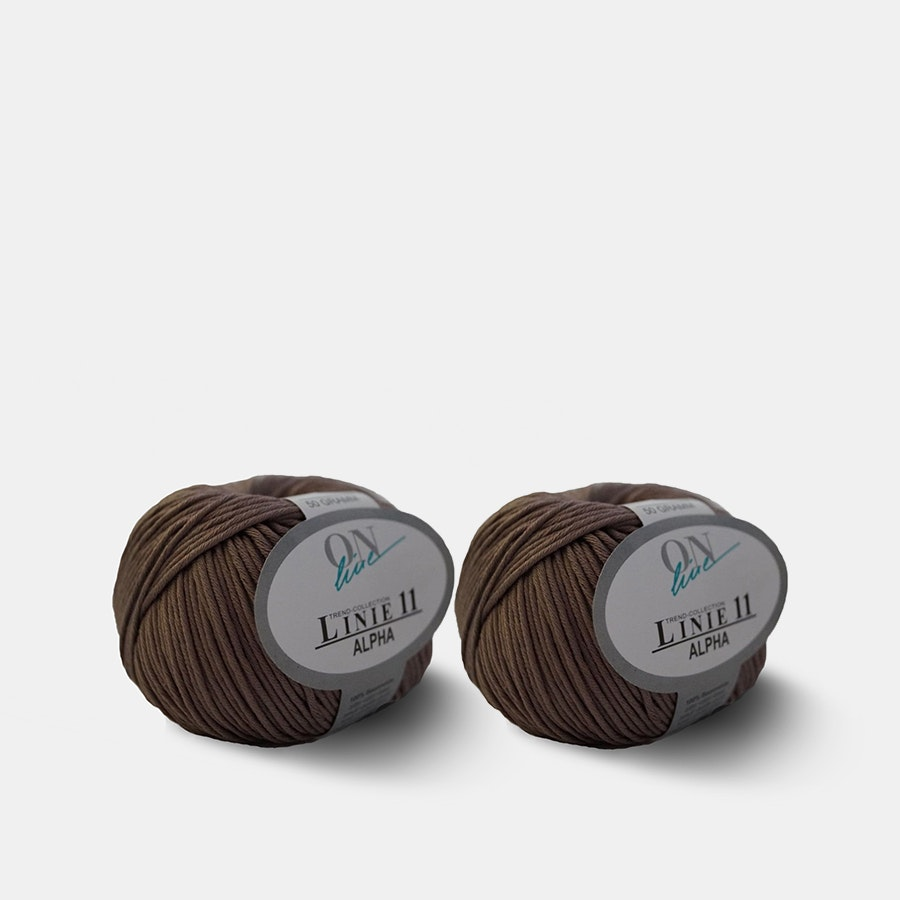 Alpha Yarn by ONline (2-Pack)