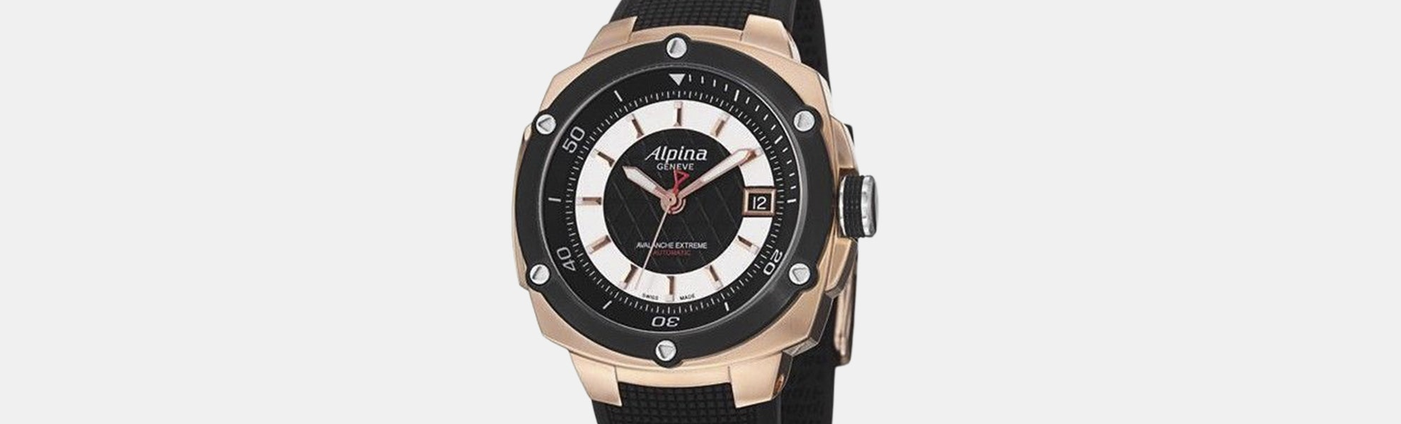 Alpina Adventure Extreme Automatic Watch