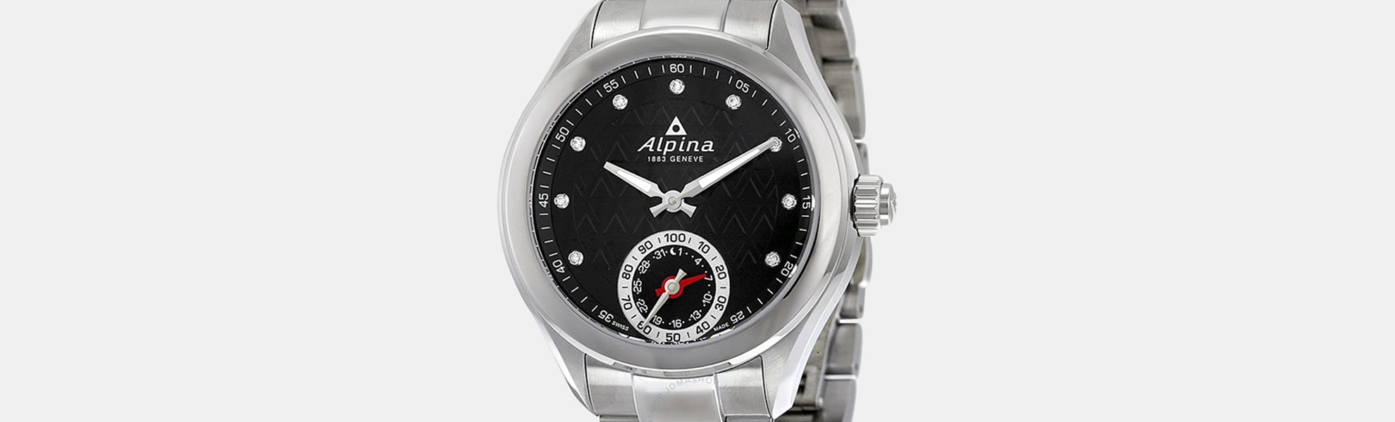 Alpina Ladies' Horological Smartwatch