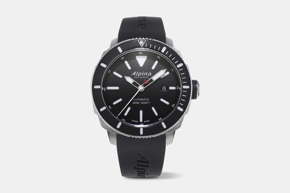 Alpina Seastrong Diver Watch Price Reviews Massdrop - Alpina watches price