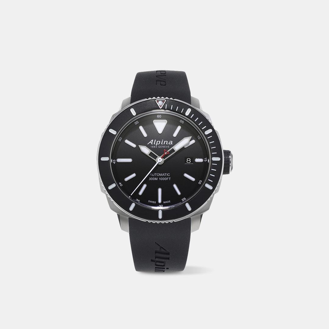 Alpina Seastrong Diver Watch Price Reviews Massdrop - Alpina watch price