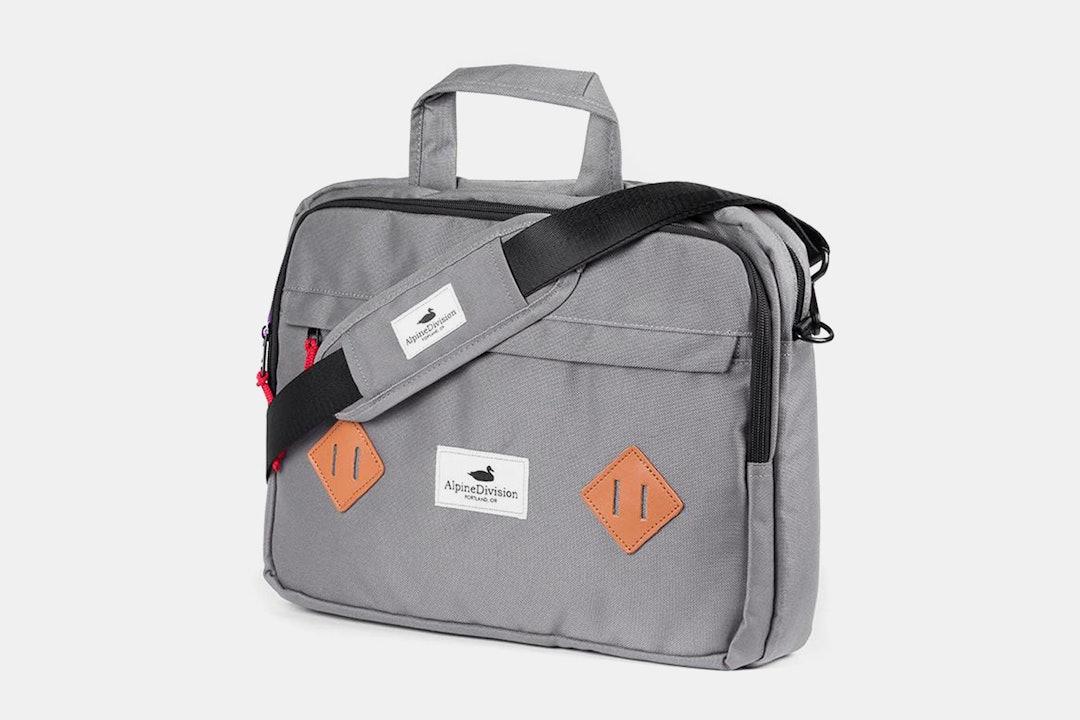Alpine Division Marshall Messenger Bag