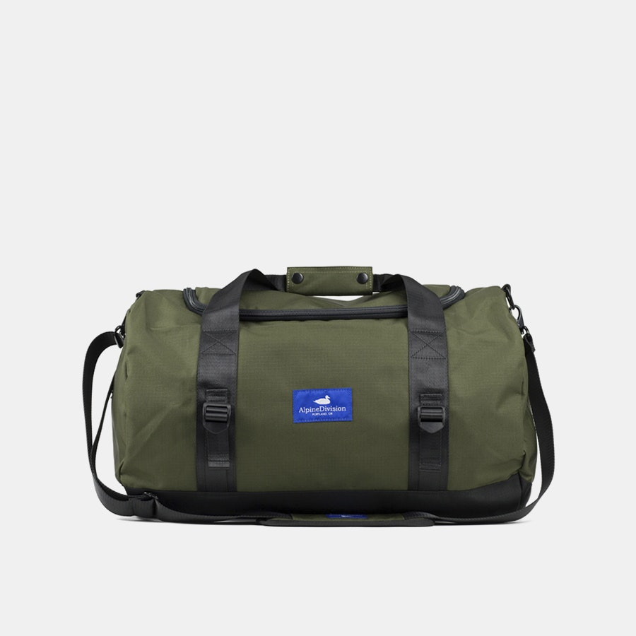 Alpine Division North Fork Ripstop Duffle