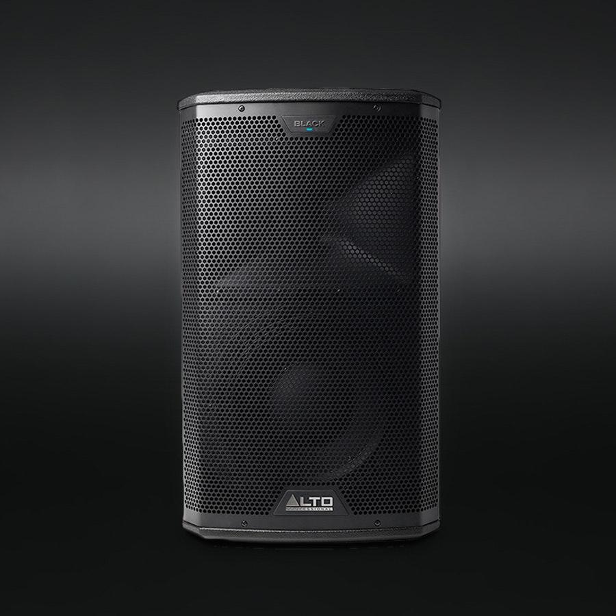 Alto Professional Black Loudspeakers