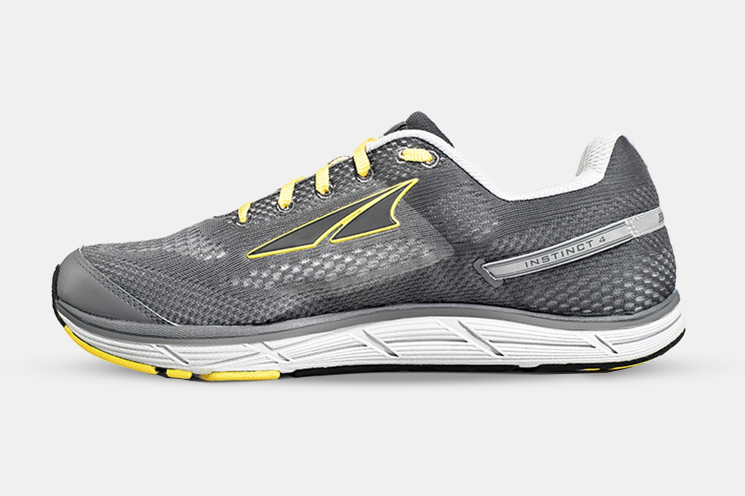 Instinct 4 – Men's – Grey / Yellow
