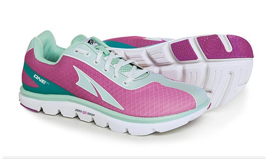 Women's Fuchsia Mint