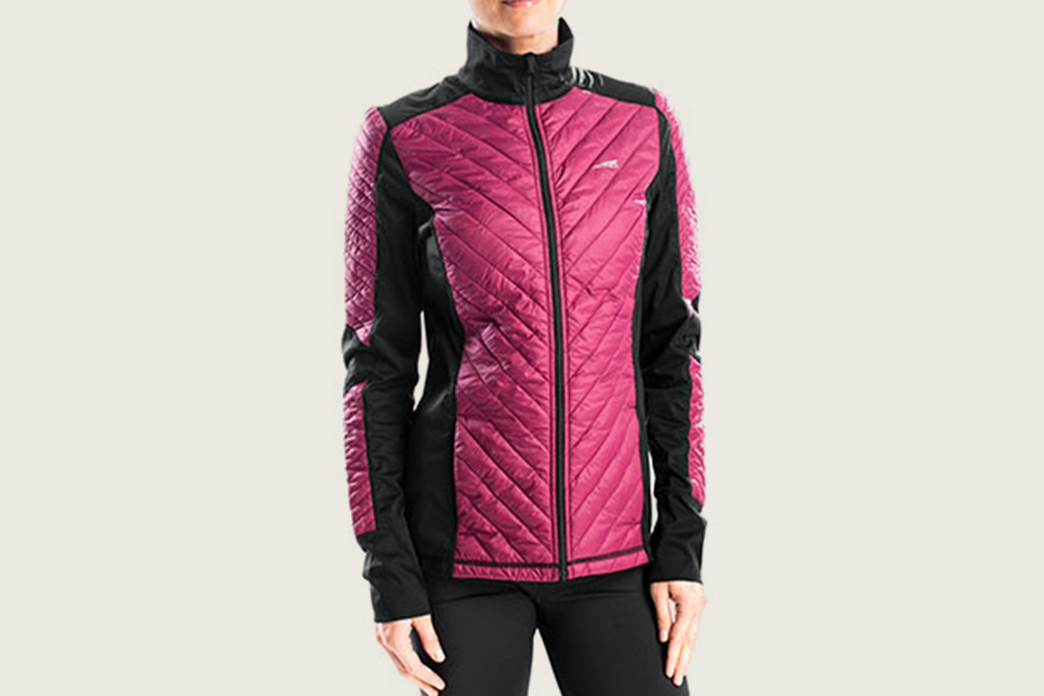 Women's Jacket, Raspberry