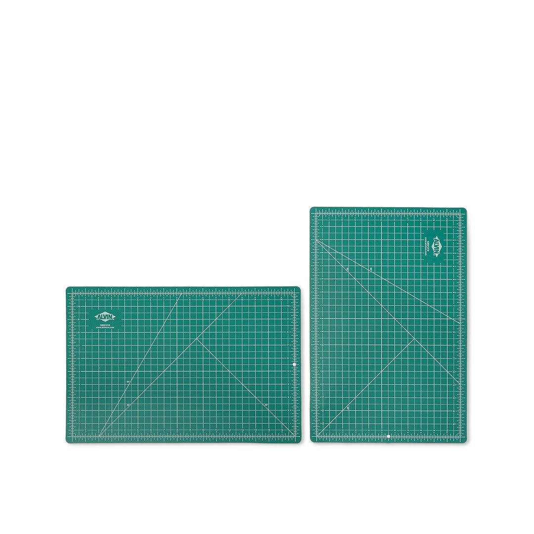 Alvin Pro Self-Healing Cutting Mats (2-Pack)