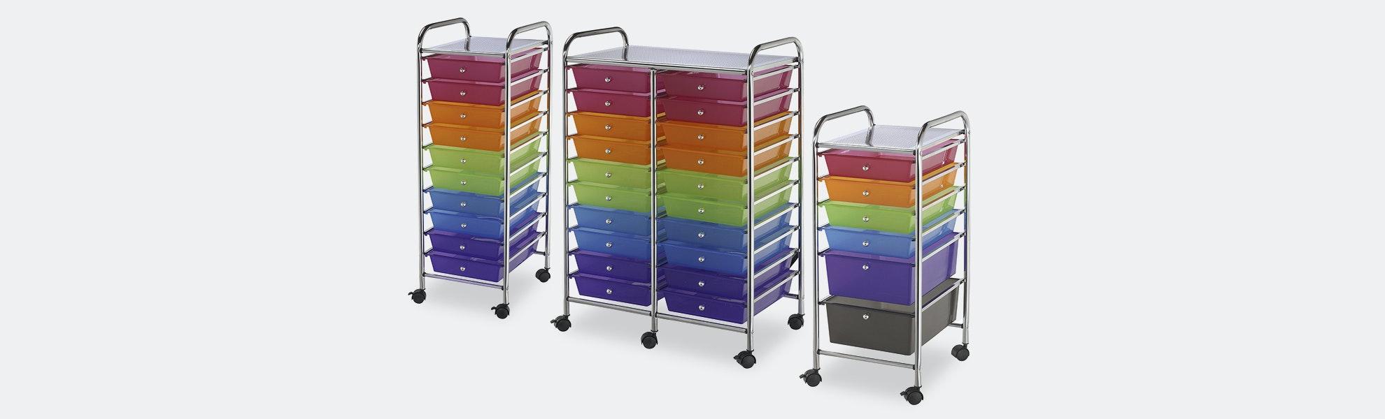 Alvin Storage Cart
