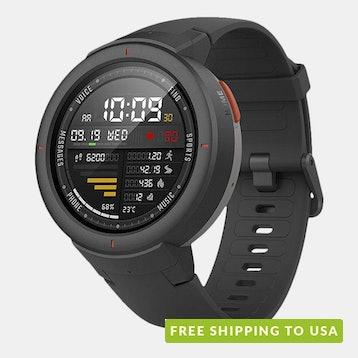 Amazfit Verge Alexa-Enabled Smartwatch