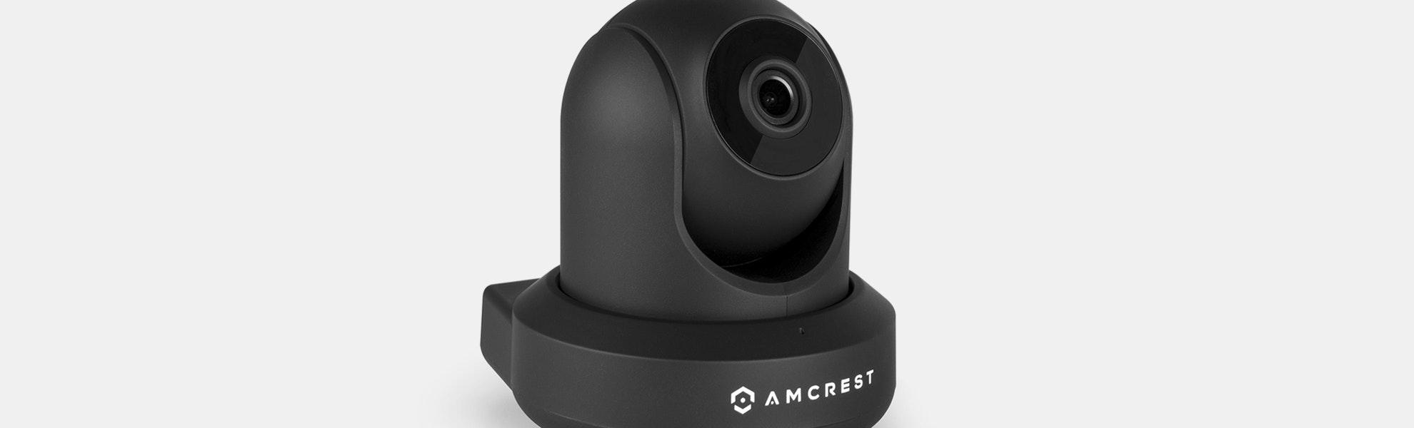 Amcrest 1080p WiFi w/Audio & Night Vision Camera